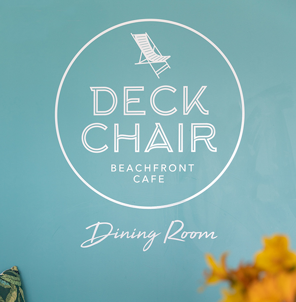 deck chair cafe host your group events here